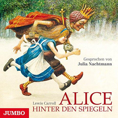 Alice hinter den Spiegeln                   Autor:                                                                                                                                 Lewis Carroll                               Sprecher:                                                                                                                                 Julia Nachtmann                      Spieldauer: 3 Std. und 25 Min.     13 Bewertungen     Gesamt 4,6