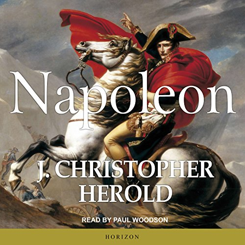 Napoleon audiobook cover art