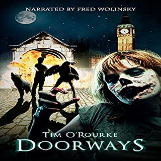 Doorways audiobook cover art