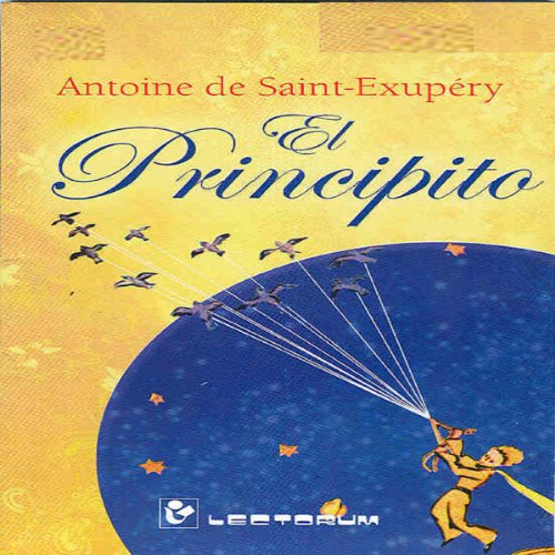 El Principito [The Little Prince] (Spanish Edition) Titelbild