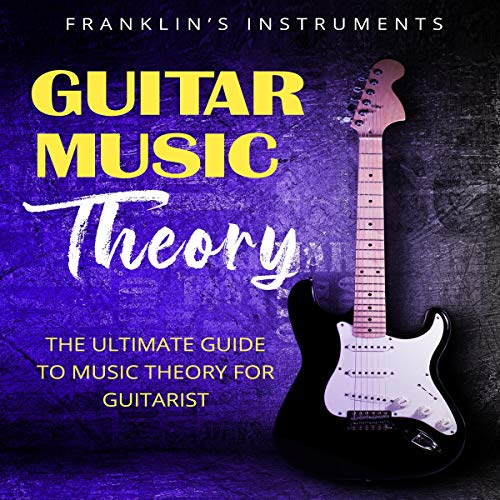 Guitar Music Theory audiobook cover art