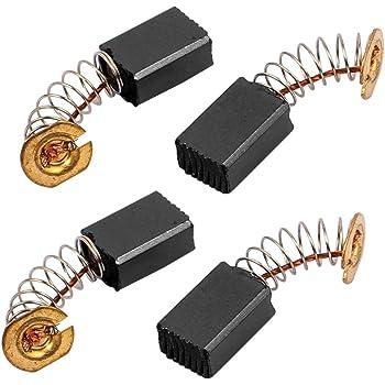 5 mm pour électro-Outils 2x Brosse à Charbon Moteur Charbon schleifkohle 6,3mm*12