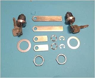 2 Stahl-Strattec Truck Toolbox Locks Winnebago Keys-RKI Lock key