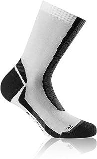 Calcetines de esquí de fondo Nordic Power l/r Blanco 39-41