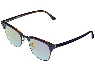 Ray-Ban RB3016 Clubmaster Square Sunglasses 51 mm