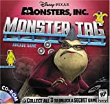 Disney/Pixar s Monsters, Inc. Wreck Room Arcade: Monster Tag (Jewel Case)