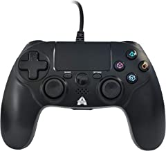 Arsenal Gaming Raven- 3 in 1 Controller| Windows PC| PS3| PS4| Enhanced Precision Controls,Touch Panel Joypad with Dual Vibration Motors and USB Interface Cable