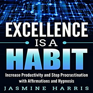 Excellence Is a Habit audiobook cover art