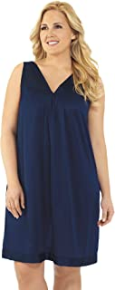 EXQUISITE FORM womens Coloratura Sleepwear Short Gown 30107 Nightgown (pack of 1)