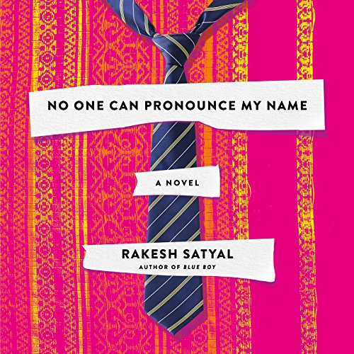 No One Can Pronounce My Name audiobook cover art