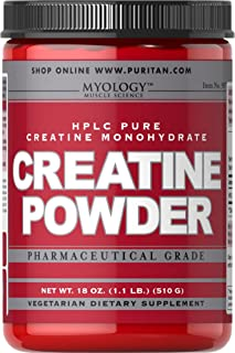 Myology Creatine Powder-510 g Powder