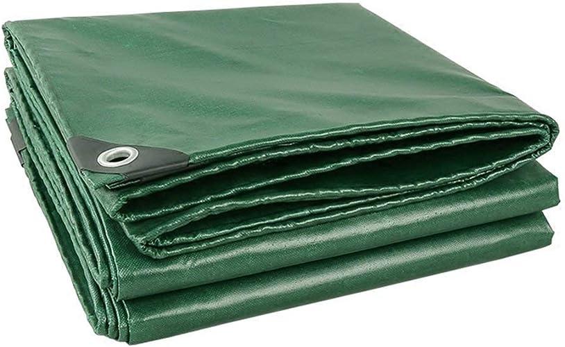GLP Antigel imperméable imperméable à l'eau extérieur de Prougeection Solaire, Camion, Bateau, Camping, Toit ou Piscine bache de Soleil (0.45mm520g   M2) Disponible dans Une variété de Tailles Vert