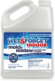 Wet & Forget 802128 128Oz Mld&Mldw Cleaner, 1-Pack