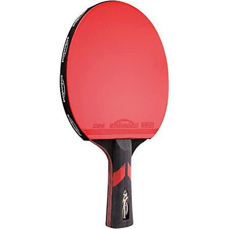 7 Ply Carbon Fiber Ping Pong Long Handle Horizontal Grip Ping Pong Racket Blade
