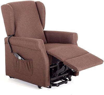 JM Textil Cubre sillón Relax Biggie Tamaño 1 Plaza (55 Cm ...