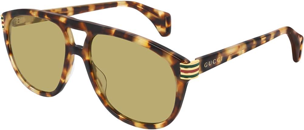 gucci occhiali da sole da uomo gg0525s