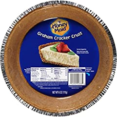 Honey Maid Graham Crackers are made with real honey and contain no high-fructose corn syrup, saturated fat, or cholesterol. Honey Maid Graham Crackers make a delicious crust for your favorite pie recipes. Ready-to-use pie crusts make baking a snap! G...