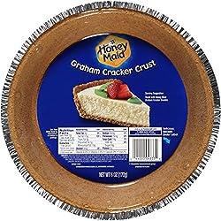 Honey Maid Graham Cracker Pie Crust, 6 Ounce