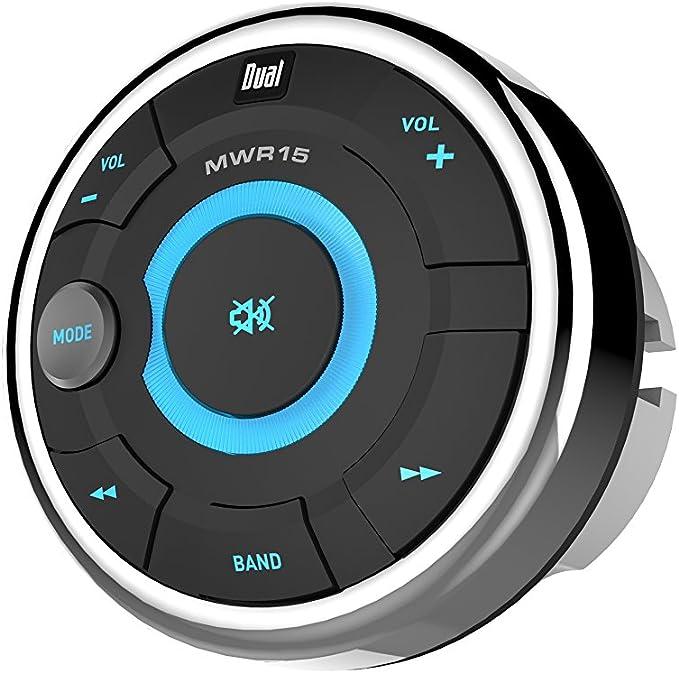 Amazon.com: Dual Electronics MWR15 Waterproof Marine Wired Radio