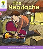 Oxford Reading Tree: Level 1+: Patterned Stories: Headache
