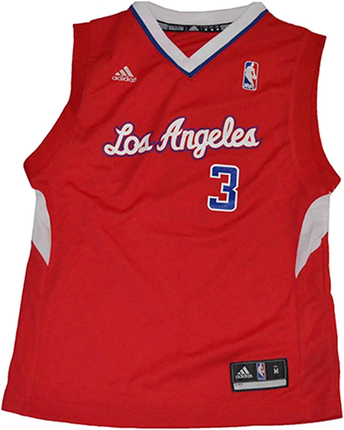 NBA Los Angeles Clippers Chris Paul  3 Youth Replica Road Jersey Red