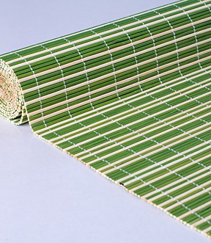 CAIJUN Rideaux en bambou personnalisés, rideau rétro en bambou, rideau de balcon, rideau coupé en bambou, rideau de balcon, rideau de thé, restaurant (couleur : E, taille : 1/m²)