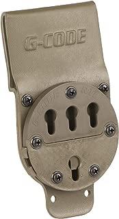 G-CODE RTI Optimal Drop Pistol Platform-GCA 200-(OD Green) 100% Made in The USA