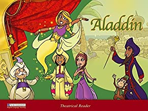 Theatrical Readers 3. Aladdin (+ Audio CD)