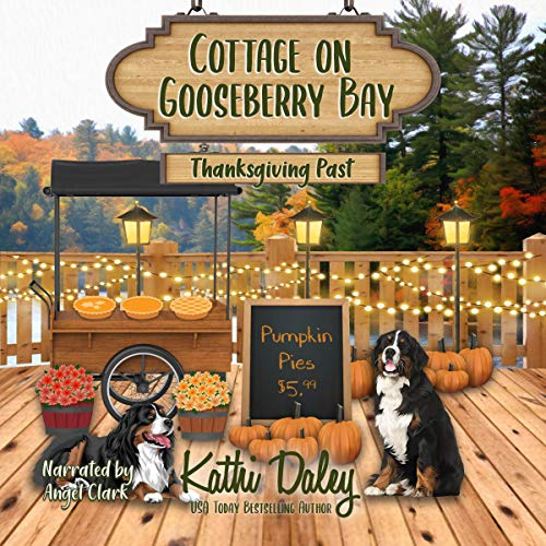 Cottage on Gooseberry Bay: Thanksgiving Past Titelbild