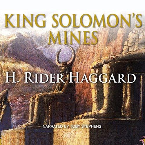 King Solomon's Mines cover art