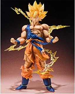 Asdfnfa Toy Model Sun Wukong Anime Model Birthday Gifts Character Decoration Crafts 15CM