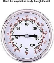 A0127 Term/ómetro magn/ético para horno de chimenea horno de le/ña