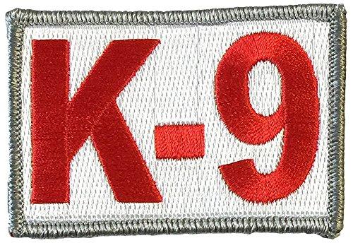 K-9 Tactical Patch 2'x3' - Color