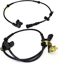 KARPAL Front Left and Right ABS Wheel Speed Sensor Compatible With Chrysler Dodge Neon PT Cruiser