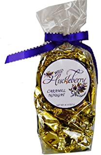 Wild Huckleberry Caramels, 8oz