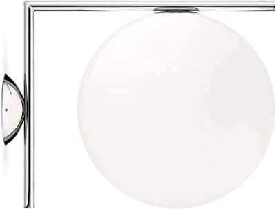 Flos IC C/W2 Wall lamp Chrome 110 Volt