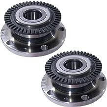 Bodeman - Pair (2) Rear Wheel Hub and Bearing for 2007-2007 Audi A4