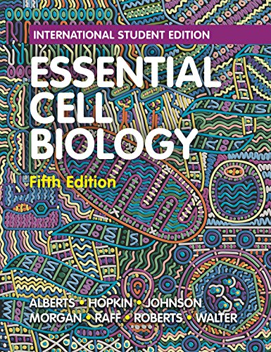 Essential Cell Biology 5E ISE + Reg Card