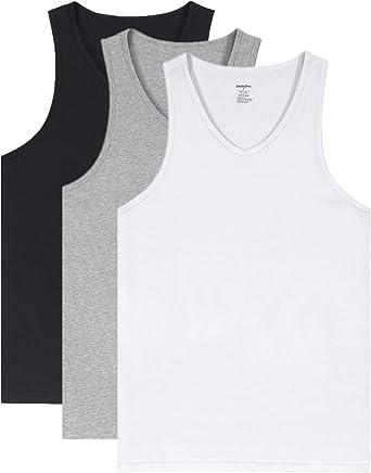 Best crew neck undershirts for men