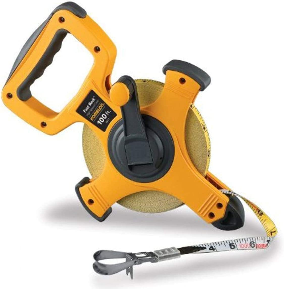 Komelon 8811 famous Fast Back Open Reel N Tape Long Measure with Safety and trust Double