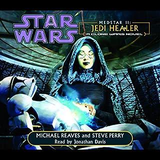 Star Wars: Clone Wars: Medstar II: Jedi Healer cover art