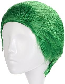 Attitude Holland Perruque Green Joker Vert