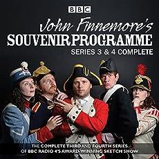 John Finnemore's Souvenir Programme - Series 3 & 4 Complete