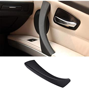 Durable Right Inner Door Panel Handle Pull Trim Cover 51417230850 For BMW