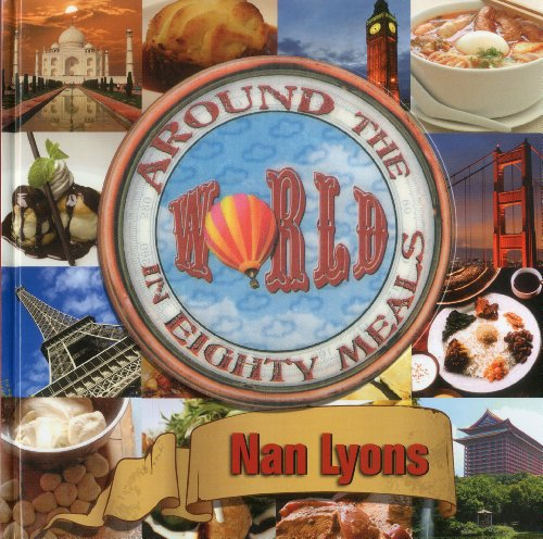 Image of Around the World in Eighty Meals