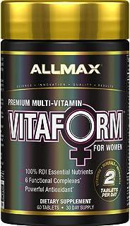 VITAFORM – Premium – Multi-Vitamin for Women – 30-Day Supply