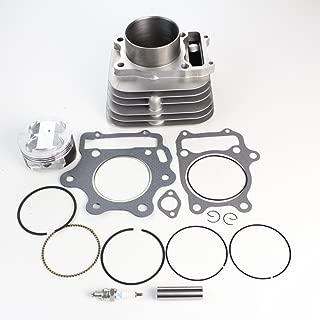 NICHE 330cc Big Bore Cylinder Piston Gasket Kit For Honda Sportrax TRX300X 1993-2009 12100-HM3-L00