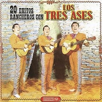 20 Exitos Ranchero Con Los Tres Ases