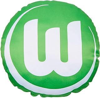 VfL Wolfsburg Kissen VFL-Logo rund Durchmesser ca. 33 cm