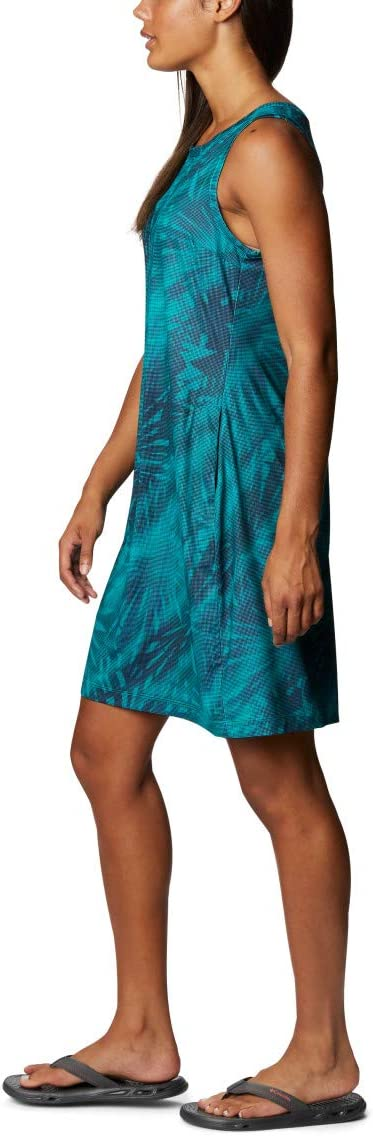 Columbia Womens Chill River Printed Dress Ss21